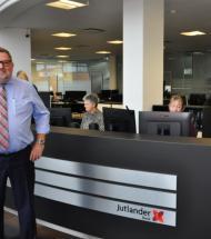 Jutlander Bank mere end fordobler sit halvårsresultat