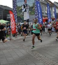 Perfekt vejr til at løbe Kimbrerfestløb i Aars