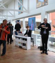 Kulturugen Aha skudt i gang i Farsø